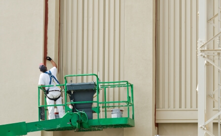 5 Reasons Why Commercial Painting Requires A Different Skill Set