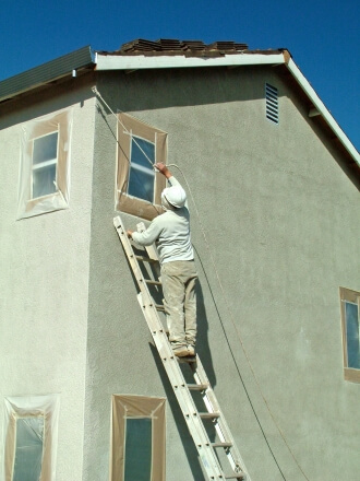 Painting the Whole Outside of Your Home vs. Spot Painting – 5 Things to Consider