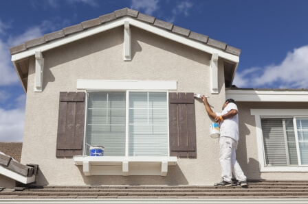 Keep The Paint Touched Up in These 3 Areas to Keep Your Homeowner's Association Happy