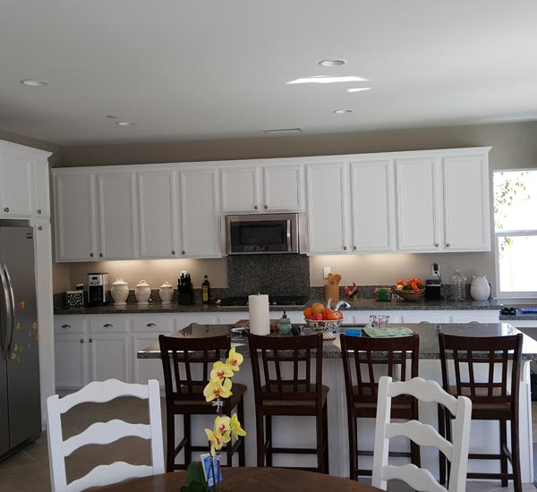 Cabinet Refinishing Options in Desert Camp, CA